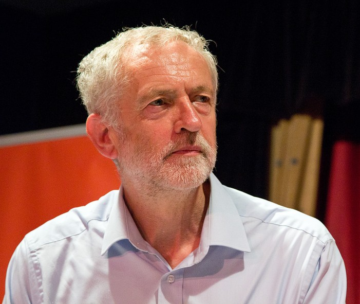 The Election of Jeremy Corbyn Moves Britain's Labor Party to the Left