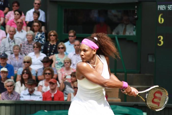 Serena Williams Seeks Refuge in Fashion After Shocking Defeat