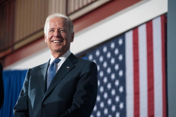Joe Biden Pondering a Run