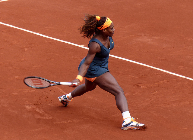 US Open Serena Williams Loses
