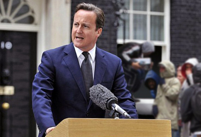 Cameron Stings Officials by Striking Britons in Syria With Drones