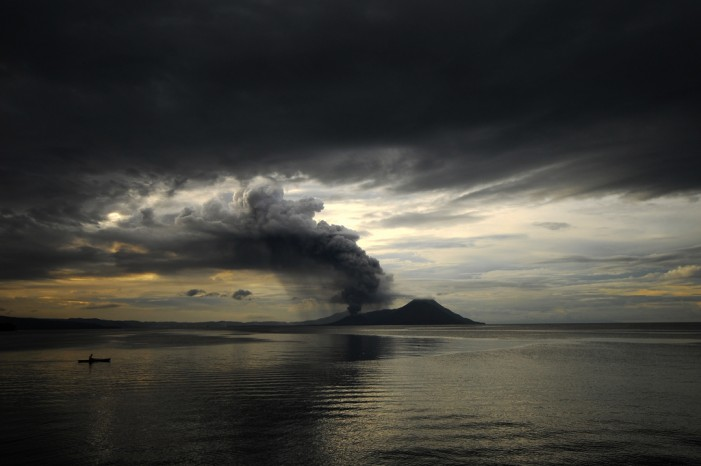 Earthquake Magnitude 5.3 Papua New Guinea