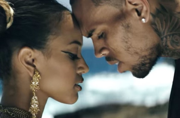 Chris Brown Fuming Over Karrueche Tran's Flirtatious Instagram Pics
