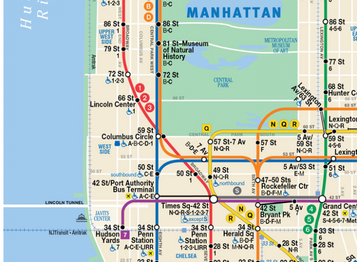 First New NY Subway Stop in 25 Years Opened