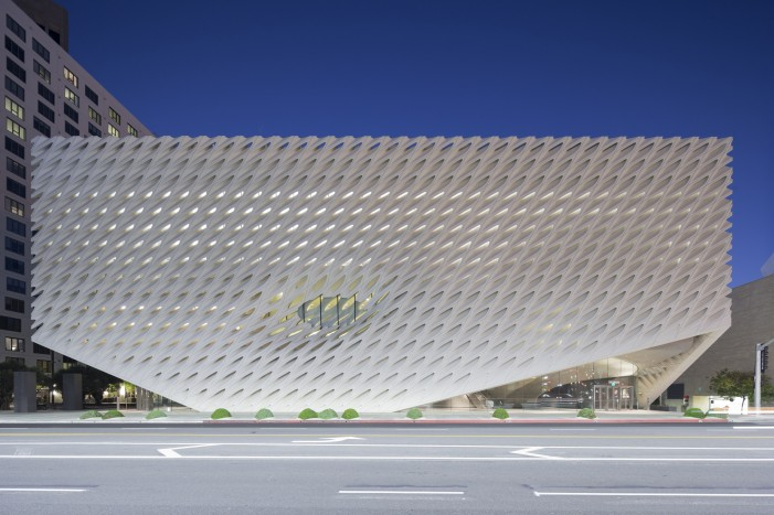 New Star in L.A. Skyline – the Broad Museum