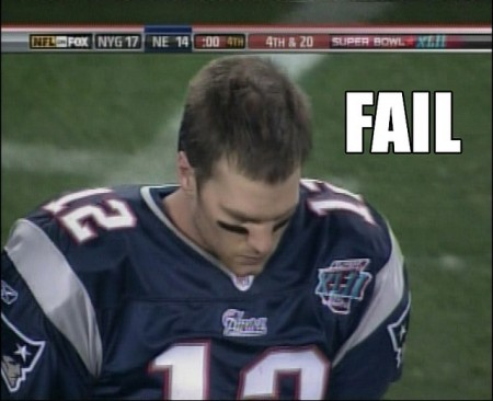 Tom Brady Slip in Approval Ratings