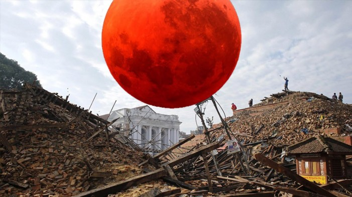Blood Moons and Earthquakes: Telltale Sign of the Apocalypse? [Video]
