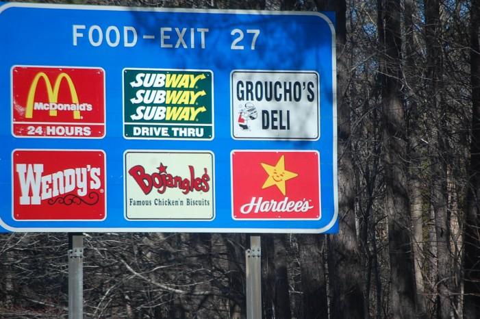 34 Percent of U.S. Kids Eat Fast Food Daily