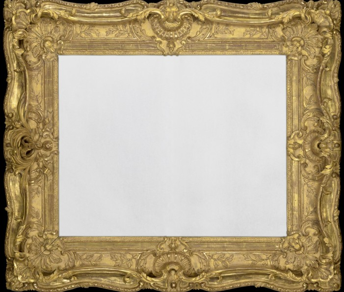 French Frames Are Art Works at Getty Exhibit