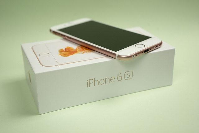 iPhone6S Is the NEW Smartphone of Choice