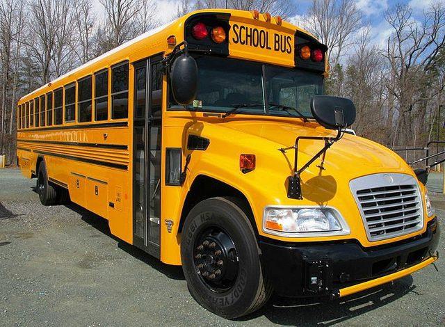 Houston School Bus Crash Kills 2 Students