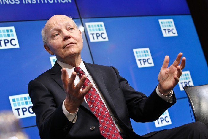 IRS Chief Might Face Impeachment After House Republicans Resolution