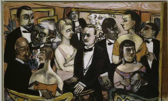 'New Objectivity' at LACMA Captures Evil Lurking in Weimar Germany
