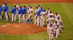 Chicago Cubs Head to NLCS Fueled by the 'Schwarber Ball' [Video]