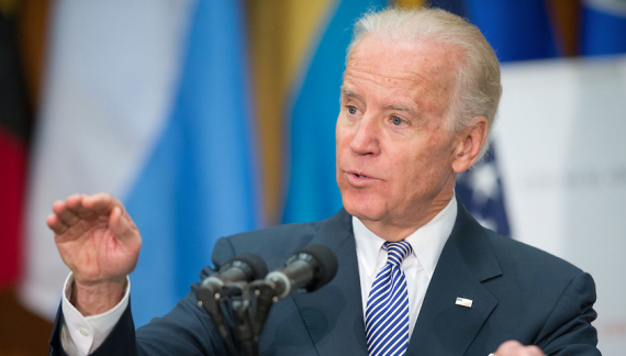 Joe Biden Steps Away From the Circus That Is the 2016 Campaign