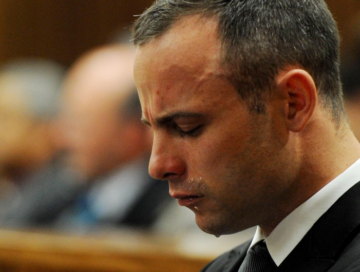 Oscar Pistorius Released to House Arrest