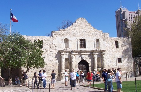 Revamping and Really Remembering the Alamo?