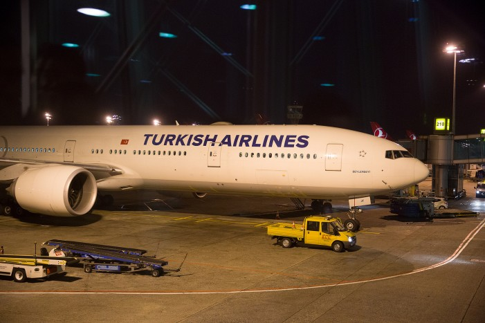 No Bomb Found on Diverted Turkish Airliner