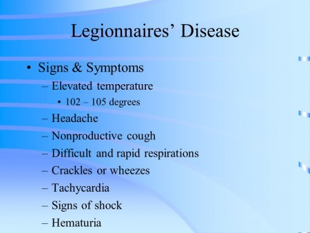 8 essential facts about legionnaires' disease · guardian liberty voice, Human Body