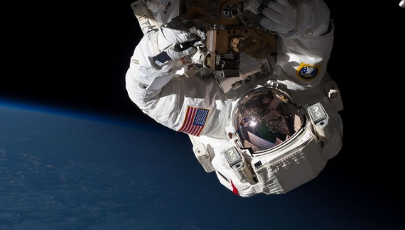 International Space Station Likely to Conduct Spacewalk Repairs