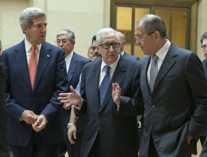Syria Peace Talks Eclipsed by Paris Terror Attacks