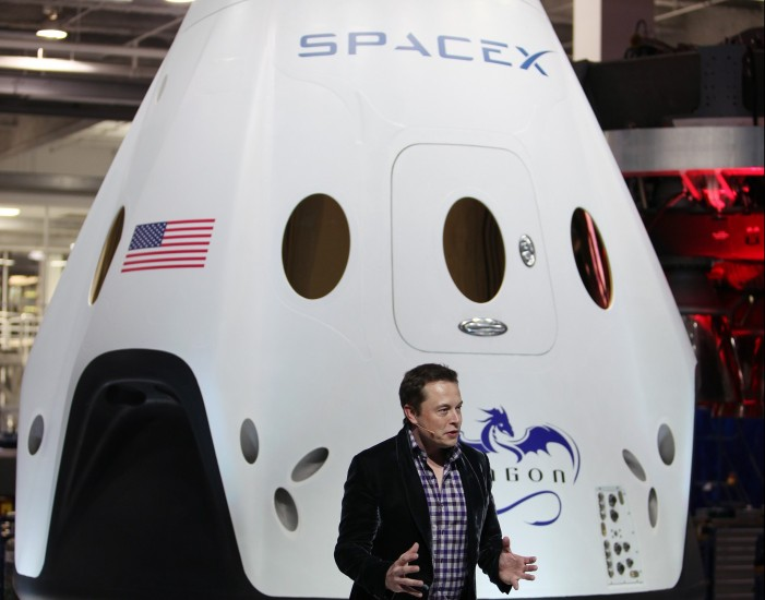 SpaceX Get Key NASA Contracts While Elon Musk Shows Softer Side