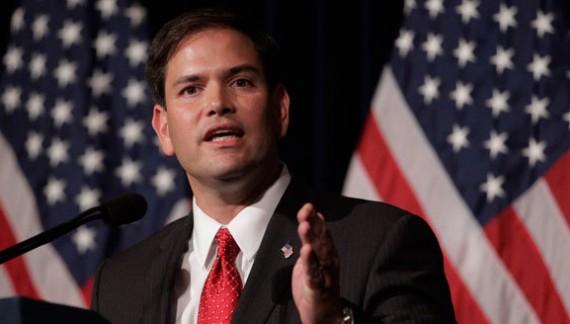 Marco Rubio Moves Off His Inclusive Position