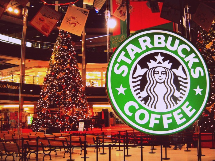 Starbucks, Trump, and Palin Merry Christmas [Video]