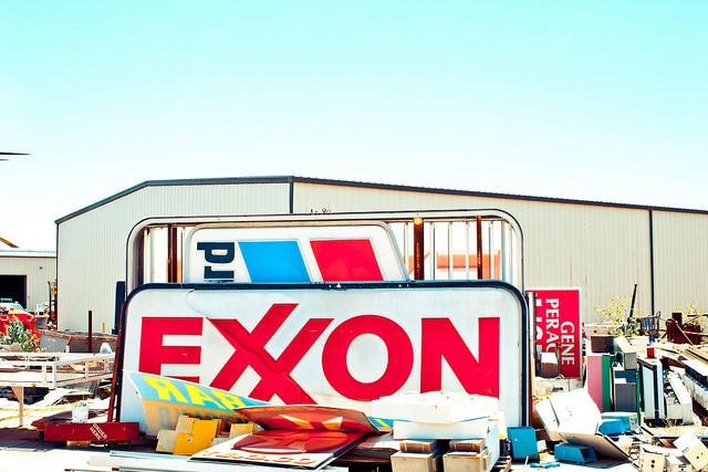 ExxonMobil Is Caught in a Crossfire Potentially Started by Themselves