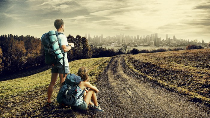 5 Benefits of Traveling the World Alone