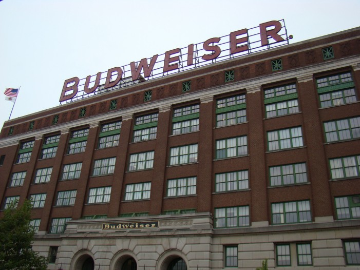 Bud Weisser Arrested at Budweiser Brewery