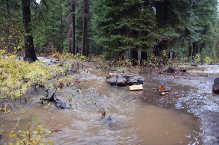 Flooding and High Wind Alerts in Oregon and Washington State