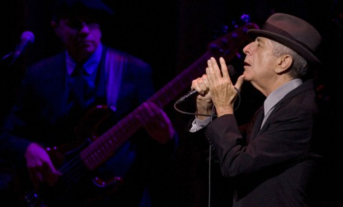 Leonard Cohen: An Artist of Many Talents [Video]
