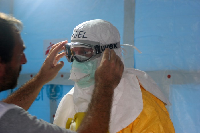 Ebola Survivors Plagued With Ailments