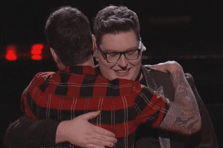 'The Voice' Winner Jordan Smith Moves From Chorus to Spotlight [Video]