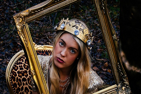 Hey Princess… Watch the Throne!