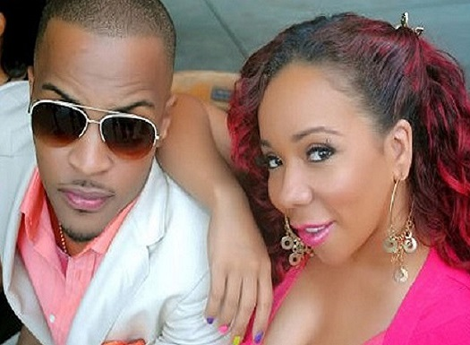 Rapper T.I. Harris and Wife Tiny Announce Baby #7
