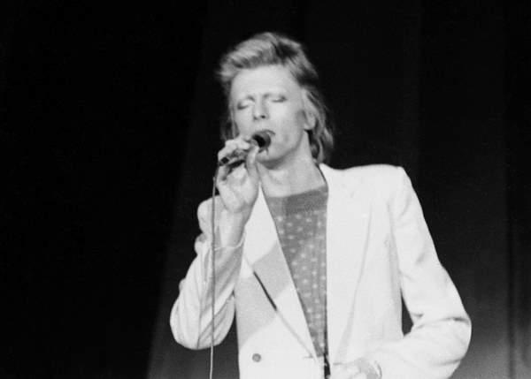 Recording Artist David Bowie Dies at 69