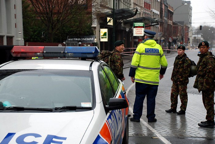 Man Found Stabbed in Christchurch New Zealand