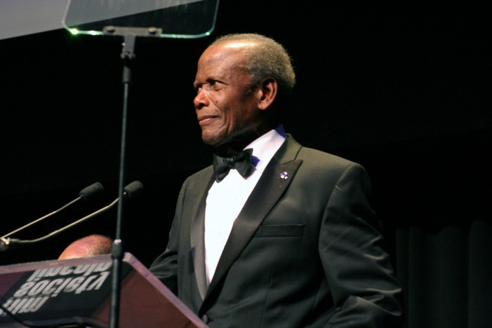 BAFTA Announced Sidney Poitier Will Receive Fellowship Award