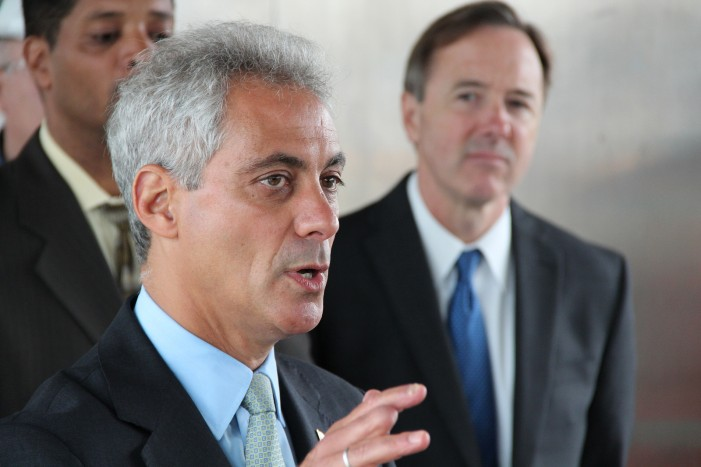 Should Mayor Rahm Emanuel Resign?