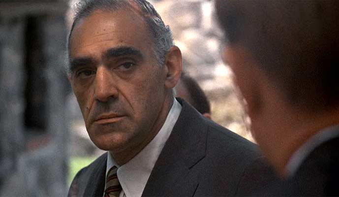 Abe Vigoda, of 'Barney Miller' and 'Fish' Fame, Perishes at 94 | The Godfather