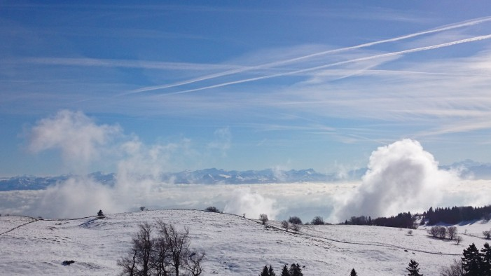 Avalanche in French Alps Kills Two Injures Five