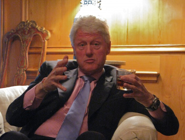 Bill Clinton Moral Misconduct Exposed Again
