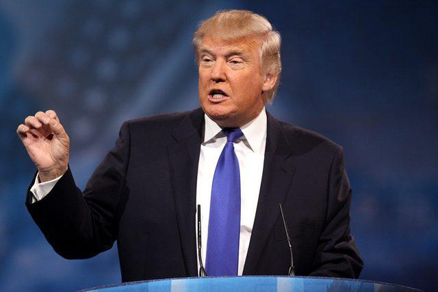 Donald Trump Response to Negativity at GOP Debate