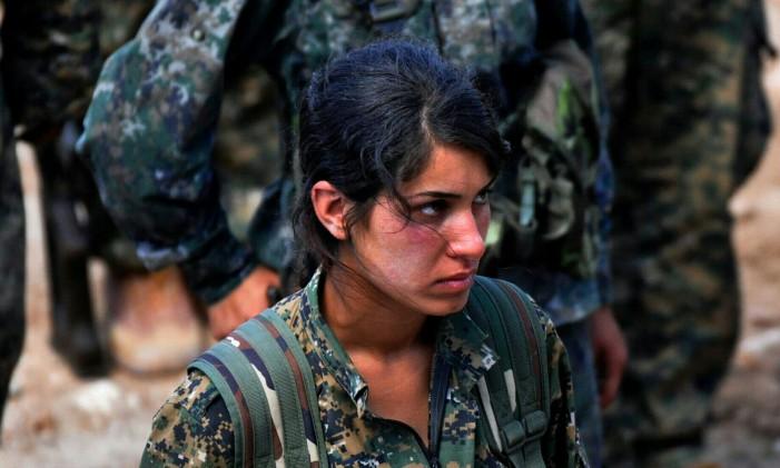 ISIS Reveals Vulnerability to Kurdish Women