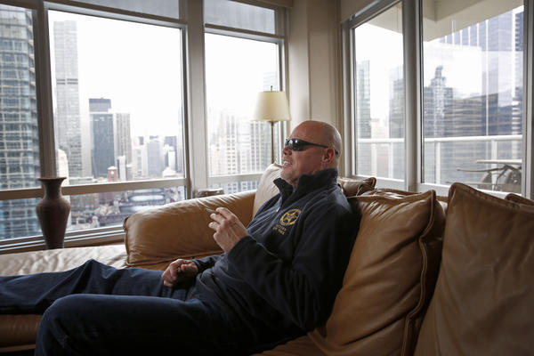Jim McMahon, Former Chicago Bears Quarterback, Endorses Medical Marijuana
