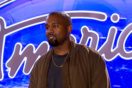 Kanye West 'American Idol' Audition Scores a Golden Ticket [Video]