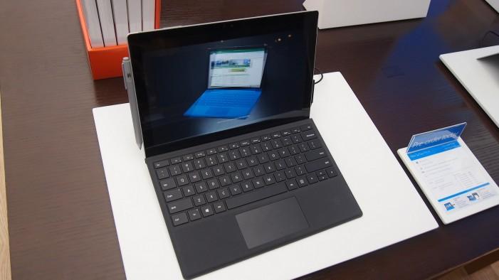 Microsoft Surface Pro 4 Versus iPad Pro
