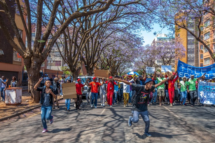 Tertiary Education Strikes a Tip of Iceberg
